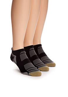 Gold Toe G® Tec Tab Liner Socks Set of 3