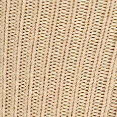Casual Socks: Khaki Gold Toe Acrylic Fluffies Crew Casual Socks - Single Pair
