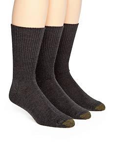 Gold Toe 3-Pack Fluffie Acrylic Socks