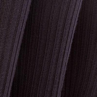 Mens Socks: Navy Gold Toe 3-Pack Cotton Ribbed Socks