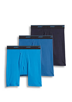 Jockey 3 Pack Staycool + Midway® Briefs