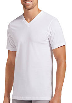 Jockey® 3-Pack Slim-Fit V-Neck Tees