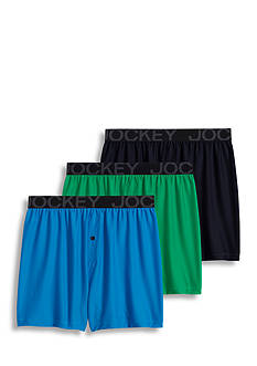 Jockey 3-Pack Active Mesh Boxers