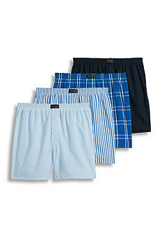 Jockey Active Blend™ Boxers - 4 Pack