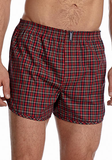 Jockey® 4-Pack Tapered Woven Boxers
