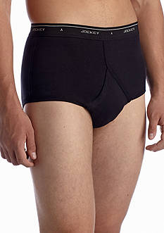 Jockey 4 + 1 Bonus Pack Classic Full Rise Briefs