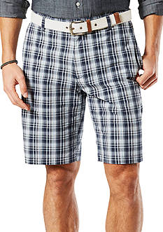 Dockers® Perfect Plaid Shorts