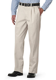 Dockers® Signature Khaki Pleated Relaxed Fit Pants