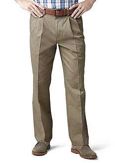 Dockers® Classic Pleated Khaki Pants