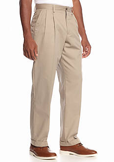 Dockers Easy Relax Pleated Khaki Pants