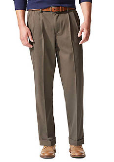 Dockers® Relaxed Khaki Pleated Pants