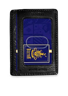 Buxton Metropolis Front Pocket Wallet