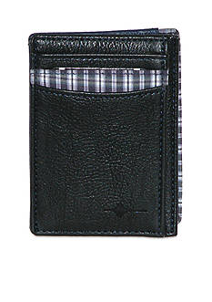 Buxton Tulsa RFID Front Pocket Get-Away Wallet