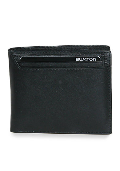 Buxton Houston RFID Convertible® Thinfold® Wallet