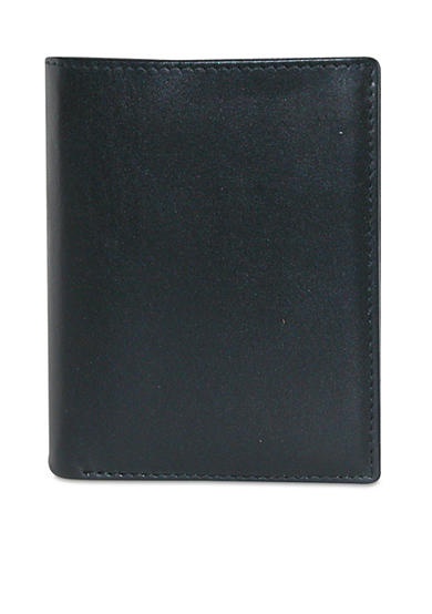 Buxton Houston RFID Deluxe Two-Fold Wallet