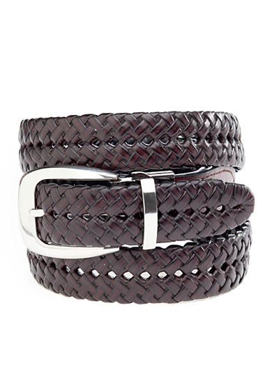 Saddlebred® 1.125- in. Braided Casual Belt