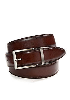 Saddlebred® Big & Tall Reversible Leather Belt