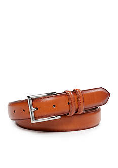 Saddlebred® 1.25-in. Leather Dress Belt