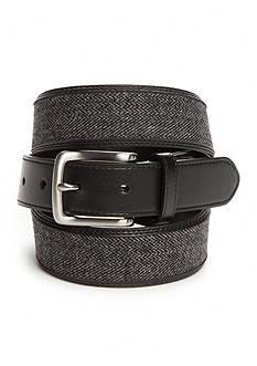 Saddlebred Herringbone Belt