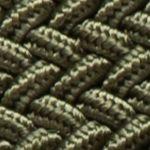 Men: Saddlebred Accessories: Olive Saddlebred 1.38-in. Fashion Stretch Belt