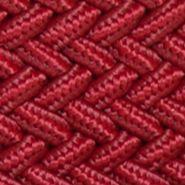 Men: Saddlebred Accessories: Red Saddlebred 1.38-in. Fashion Stretch Belt