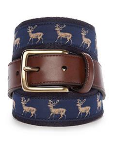 Saddlebred Deer Belt