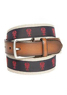 Saddlebred 1.18-in. Men's Fashion Lobster Novelty Belt