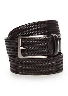Saddlebred 1.34-in. Stretch Braided Belt