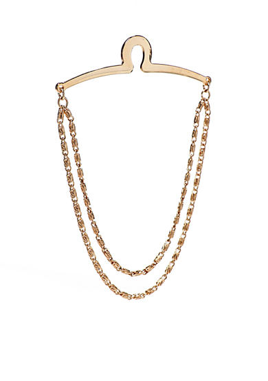 Saddlebred® Gold Double Tie Chain