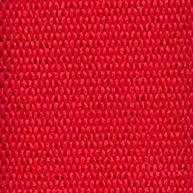Suspenders for Men: Red Saddlebred 1.26-in. Solid Stretch Clip Suspenders