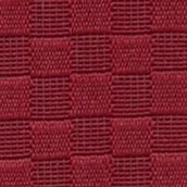 Suspenders for Men: Red Saddlebred 32-mm. Textured Stretch Suspender