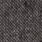 Suspenders: Black Saddlebred Donegal Tweed Stretch Clip Suspenders