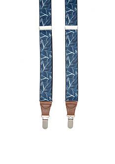 Saddlebred 1.25-in. Novelty Leaf Suspenders
