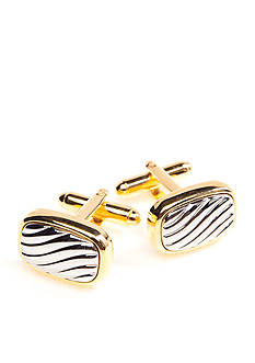 Saddlebred® Center Wave Cufflinks
