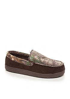 Saddlebred® Realtree® Camo Ventian Moccasins