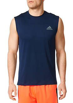 adidas Slim-Fit Tech Training Tee