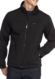 IZOD Solid Soft Shell Jacket