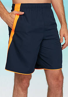 Nike® Big & Tall Solid Cargo Volley Shorts