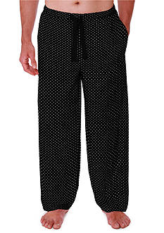 IZOD Dot Print Lounge Pants