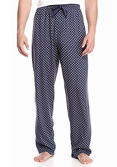 IZOD Neat Pattern Sleep Pants