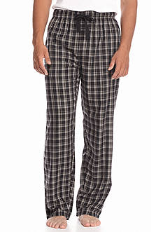 IZOD Plaid Sleep Pants