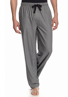 IZOD Striped Woven Lounge Pants