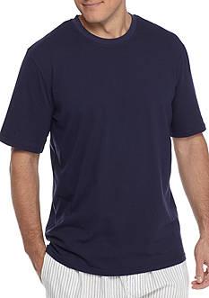 IZOD Big & Tall Jersey Short Sleeve Shirt