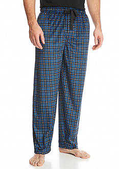 IZOD Matte Silky Fleece Lounge Pants