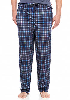 IZOD Matte Silk Fleece Lounge Pants