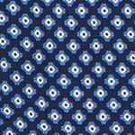 Izod Big & Tall Sale: Blue IZOD Big & Tall Neats Print Rayon Lounge Pants