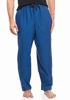 IZOD Big & Tall Solid Lounge Pants