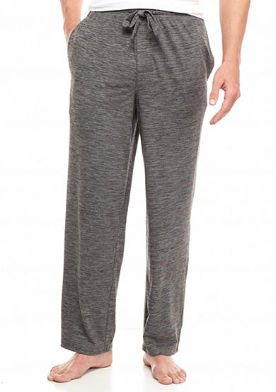 IZOD Sueded Jersey Lounge Pants