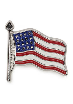 Saddlebred® American Flag Large Lapel Pin