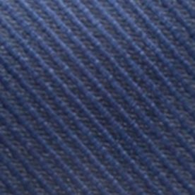 Mens Ties: Solid: Navy Saddlebred Derby Twill Stripe Tie